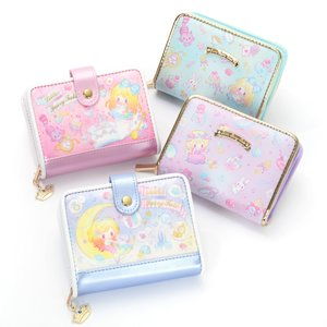 Otaku Apparel & Cosplay / Bags & Wallets / Little Fairy Tale Bi-Fold Wallet