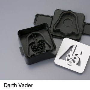 Home & Kitchen / Cookware & Kitchen Tools / Star Wars Sandwich Shaper