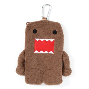Plushies / Plushie Accessories / Domo Flat Pouch