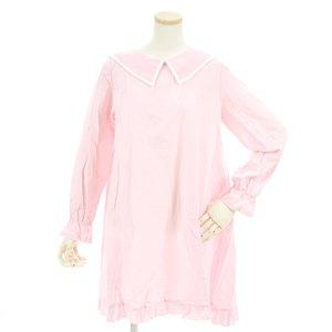 milklim Usa-san Cotton Dress
