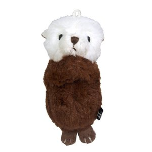 Fluffies Sea Otter Keychain Plush