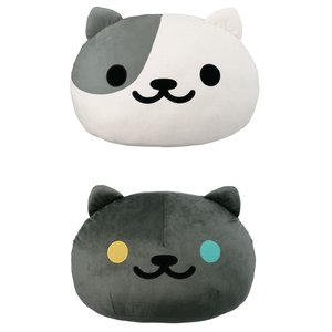 Neko Atsume Super Big Face Plushies