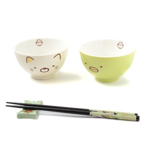 Home & Kitchen / Dishware / Sumikko Gurashi Chawan