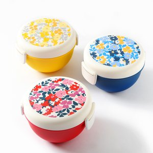 Home & Kitchen / Bento Containers / Chiffon Pattern Lunch Bowl
