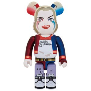 Toys & Knick-Knacks / Collectable Toys / BE@RBRICK 1000% Suicide Squad Harley Quinn