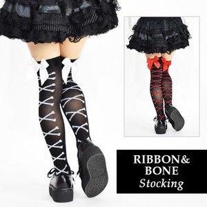 ACDC RAG Ribbon & Bone Stockings