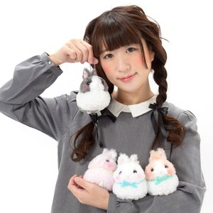 Plushies / Small Plushies / Usa Dama-chan Rabbit Plush Collection (Ball Chain)