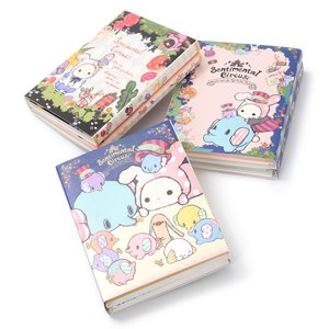 Stationery / Notebooks & Memo Pads / Sentimental Circus Temaneki Kagee no Alice Flipbook Memo Pads