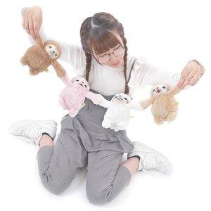 Namakemono no Mikke Otomodachi Sloth Plush Collection (Standard)