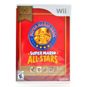 Gaming / Video Games / Super Mario All-Stars (Wii)
