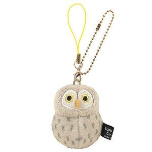 Toys & Knick-Knacks / Collectable Toys / Plushies / Plushie Sets / Irotoridori Owl Keychain Strap