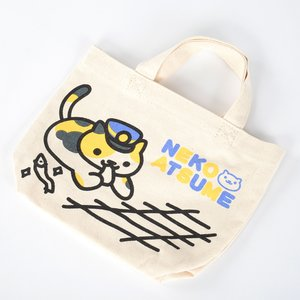 Otaku Apparel & Cosplay / Bags & Wallets / Neko Atsume Mini Tote Bag Ver. 2