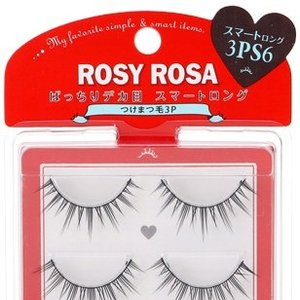 J-Fashion / Makeup & Beauty / Rosy Rosa 3PS6 Eyelashes