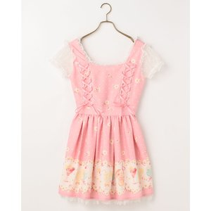 LIZ LISA Tropical Juice Dress