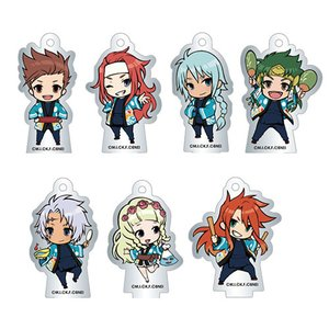 Tales of Festival 2016 Acrylic Stand Set