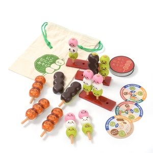 Toys & Knick-Knacks / Games / New Nico Dango Game