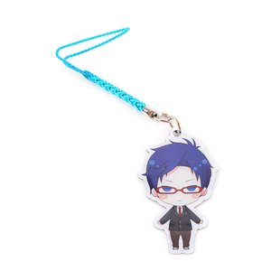 Stationery / Smartphone Straps / Free! Rei SD Metal Cell Phone Charm