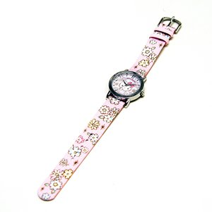 Otaku Apparel & Cosplay / Other Accessories / Hello Kitty Holiday Collection Girly Flower Wristwatch