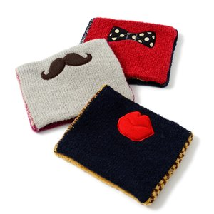 J-Fashion / Other Accessories / MUFR Charlie Mustache Neck Warmer