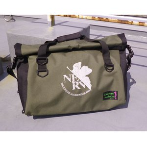 Evangelion Original Degner x Evangelion NERV Waterproof Boston Bag
