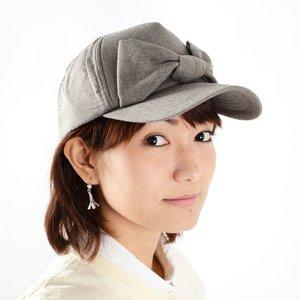 J-Fashion / Hats / Mignon Minette Big Ribbon Cap