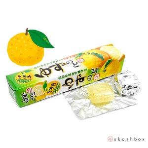 Home & Kitchen / Snacks / Hachimitsu Yuzu Nodoame Stick