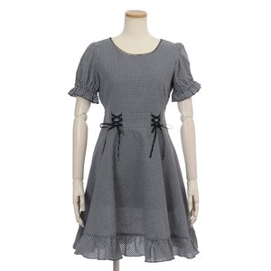 LIZ LISA Gingham Check Dress