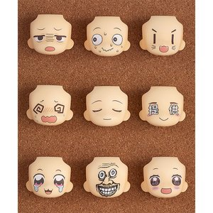 Figures & Dolls / Figure Accessories / Nendoroid More: Face Swap 02