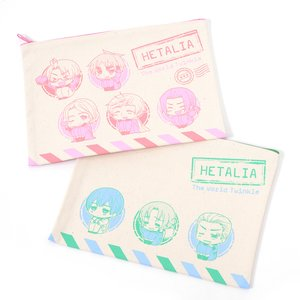 Home & Kitchen / Pouches & Other Cases / Hetalia: The World Twinkle Multi Pouches