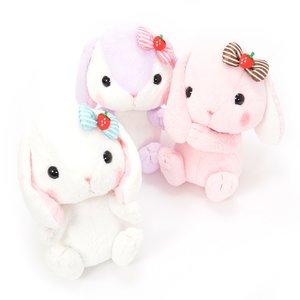 Plushies / Big Plushies / Pote Usa Loppy Strawberry Plush Collection (Big)
