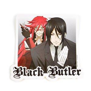 Stationery / Stickers / Black Butler Sebastian & Grell Sticker