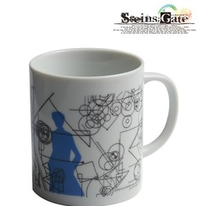 Home & Kitchen / Mugs & Glasses / Steins;Gate World Line Fluctuation Mug