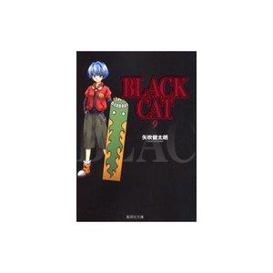 Books / Manga / Black Cat Vol. 9