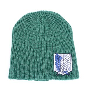 Otaku Apparel & Cosplay / Hats & Caps / Attack on Titan Slouch Beanie