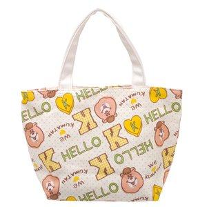 Kumatan Hello K Lunch Tote Bag