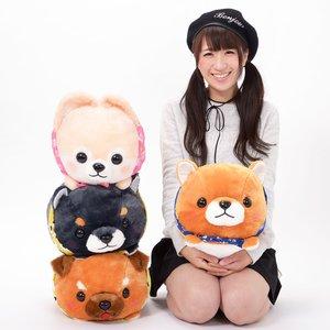 Plushies / Big Plushies / Mameshiba San Kyodai Tsumikko Dog Plush Collection Vol. 3 (Big)