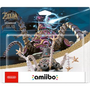 Gaming / Game Accessories / Legend of Zelda: Breath of the Wild - Guardian amiibo