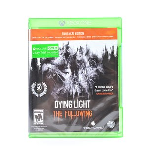 Gaming / Video Games / Dying Light: The Following Enhanced Edition (Xbox One)
