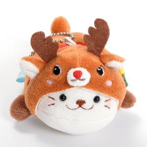 Plushies / Plushie Accessories / Sirotan Reindeer Plush (Ball Chain)