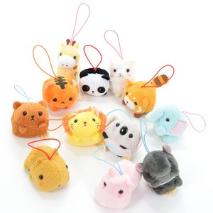 Puchimaru Zoo Animal Plush Collection