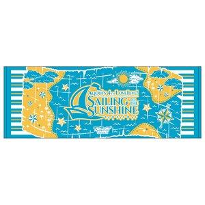 Love Live! Sunshine!! Aqours 4th Love Live! -Sailing to the Sunshine- Big Towel