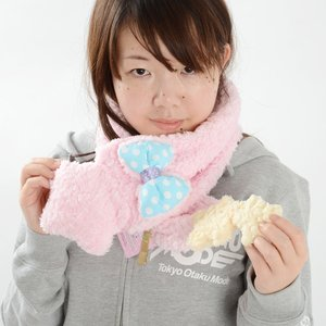 J-Fashion / Other Accessories / milklim Twinkle Star Scarf