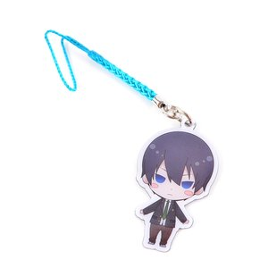 Stationery / Smartphone Straps / Free! Haruka SD Metal Cell Phone Charm