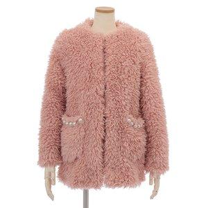 LIZ LISA Fur Coat