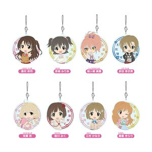 Stationery / Smartphone Straps / Nendoroid Plus: The Idolm@ster Cinderella Girls Trading Rubber Straps Box Set Vol. 1