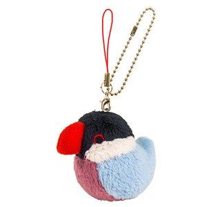 Toys & Knick-Knacks / Collectable Toys / Plushies / Plushie Sets / Irotoridori Java Sparrow Keychain Strap