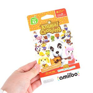 Gaming / Game Accessories / Animal Crossing amiibo Cards Series 2 Pack