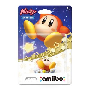 Gaming / Game Accessories / Kirby Series Wave 1 Waddle Dee amiibo (US Ver.)