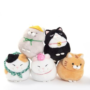 Hige Manjyu Tabi Cat Plush Collection (Standard)