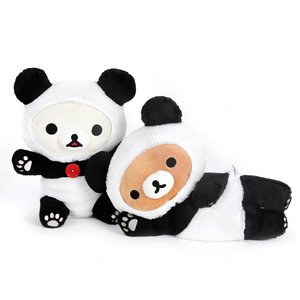 Rilakkuma Panda Plush Collection